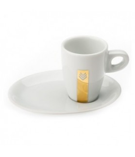 Tasses expresso ovales...