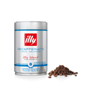 ILLY DECAFEINE x 6 - café...