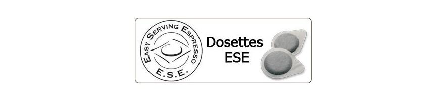 Machine dosettes E.S.E.