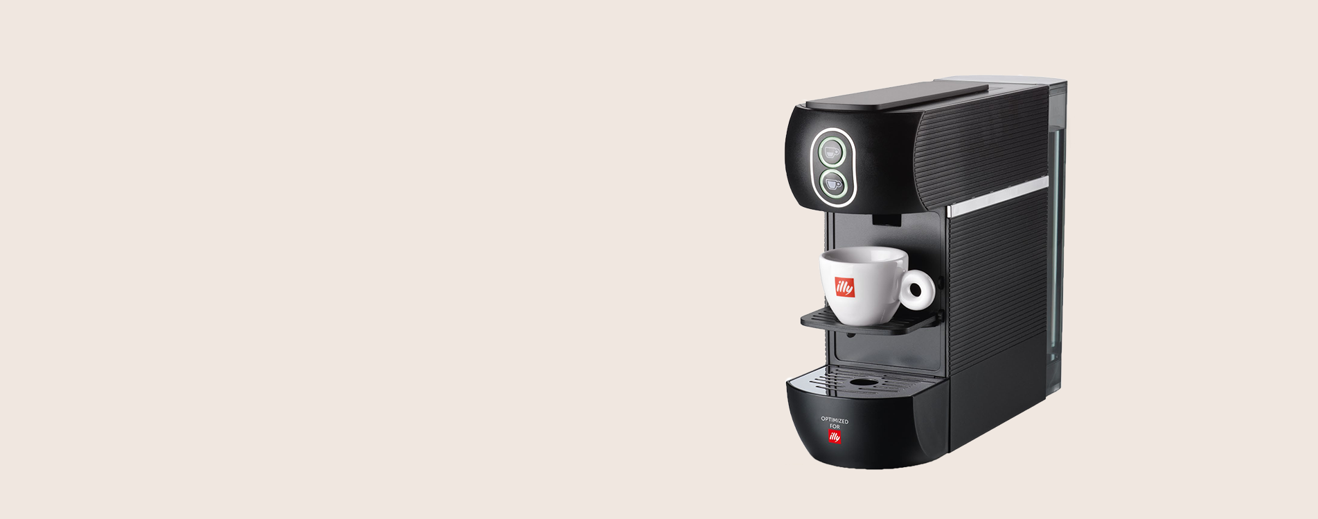 Y3 Iperespresso - Espresso & Coffee rouge